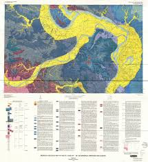 Map Of Illinois And Missouri by St Louis Quadrangle Map Usgs I 2533 1 Dnr