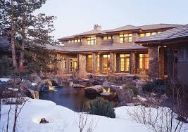 denver rustic home designs family room with elegance peelable