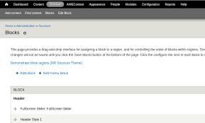 theme drupal menu block how to create a new block region in drupal 7 hackypants