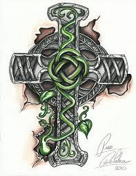 celtic cross tattoo designs georgia bulldog tattoos page 4 go dawgs pinterest bulldog