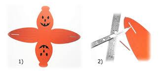 crafticious pumpkin treat box garland tutorial u0026 free templates
