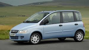 fiat multipla top gear phoned in 20 cars where the designer couldn u0027t be bothered