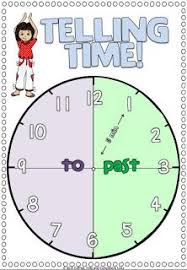 163 best telling time images on pinterest teaching time