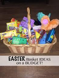 peeps basket easter basket ideas on a budget peepsonality