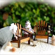 Miniature Adirondack Chair Beachy Terrarium With Adirondack Chair From Beach Cottage Beach