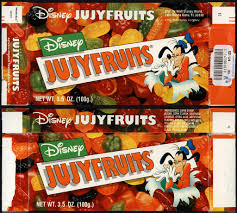 Disney World Souvenirs Disneyland And Walt Disney World Souvenir Candy Wrappers And Boxes