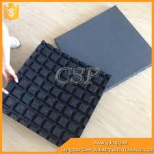 Recycled Rubber Patio Tiles by Qingdao Csp Square Size Recycled Outdoor Cheap Tiles Recycled