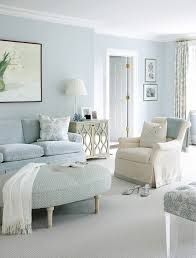 Love The Cool Color Light Blue Silver Cream Color Scheme For - Cool colors for living room