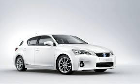 lexus is two door lexus ct 200h hybrid official details released