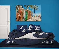 Surfing Bedding Sets 60 Best Surfer Bedding Images On Pinterest