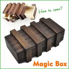 Free Wood Puzzle Box Plans by Aliexpress Com Buy 50pcs Lot Dual Magic Iq Box Magic Gift Box