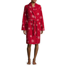 fleece pajamas robes for jcpenney