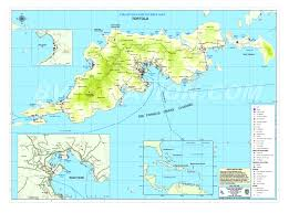map of bvi and usvi islands map bvi of vacation tearing bvi and usvi