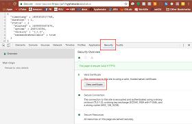 Self Certification Notification Letter Keystore Generation With Public Site Certificate