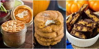 55 easy pumpkin dessert recipes sweet fall pumpkin desserts