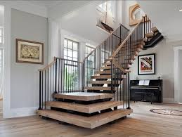 Free Standing Stairs Design Pin By Alex On Free Standing Stairs Pinterest Foyer Staircase