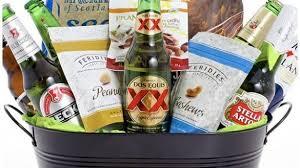Beer Gift Basket Great The 25 Best Beer Gift Baskets Ideas On Pinterest Beer Cakes
