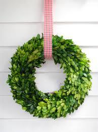 boxwood wreath preserved boxwood wreath 12
