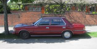 toyota crown just parked up 1983 toyota crown u2013 driven to write