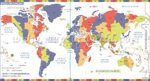 canadian map with time zones canada time zone map world time zone map time zones of all