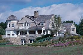 Shingle Style Home Plans Get The Look Shingle Style Traditional Home