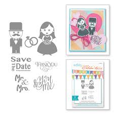 Save The Date Stamps Scs 011 Celebrations Save The Date Stamps