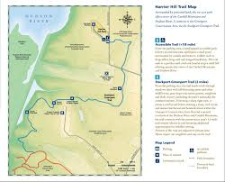 First Landing State Park Trail Map by Harrier Hill Park Scenic Hudson