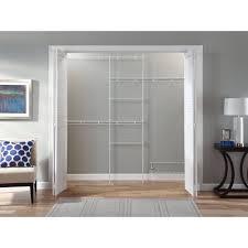 White Wardrobe Closet Styles Walmart Closet Organizers For Your Bedroom Space Saving