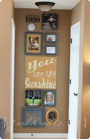 How To Decorate A Large Hallway Best 25 Hallway Wall Decor Ideas On Pinterest Stair Wall Decor
