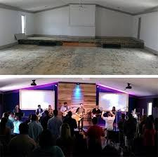 church renovation sanctuary before after 7thhouseontheleft