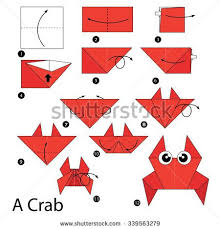 Step By Step Origami For - best 25 origami step by step ideas on diy step by