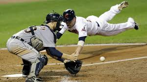 mlb slightly adjusts home plate collision rule la times