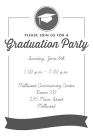 grad party invitations graduation party invitation templates stephenanuno