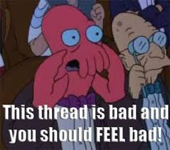 Dr Zoidberg Meme - your music s bad and you should feel bad know your meme