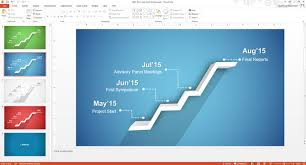 how to edit the timeline template in powerpoint slidemodel