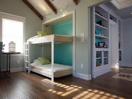 How To Build A SideFold Murphy Bunk Bed Howtos DIY - Suspended bunk beds