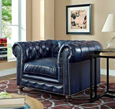Italian Classic Furniture Living Room by Chairs Leather Club Chair Blue Classic Living Room Inspirations