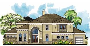 tuscan house plans luxury home old worldmediterranean style single