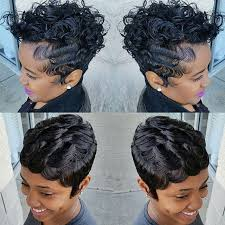 african american soft waves hair styles short finger wave hairstyles best 25 finger waves short hair ideas