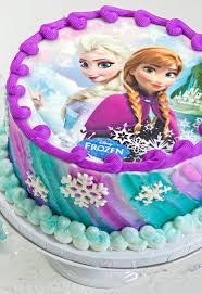 21 disney frozen birthday cake ideas images happy