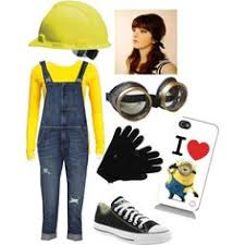 Minions Halloween Costumes Adults Minion Costume Group Halloween Halloween Costumes