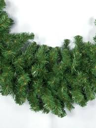 thick balsam pine swag garland 3m garlands wreaths tinsel