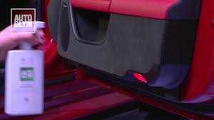 Interior Car Shampoo How To Use Autoglym Interior Shampoo Youtube