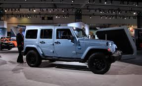 2015 Jeep Wrangler Unlimited News Reviews Msrp Ratings With