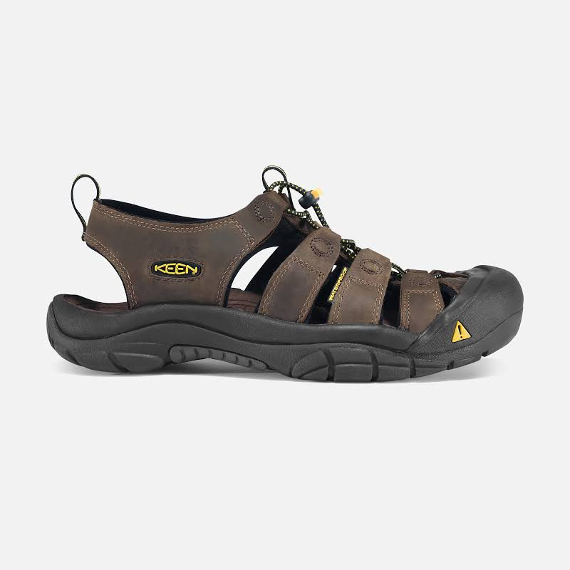 KEEN Newport Sandal Bison 8 US 1001870-204-8