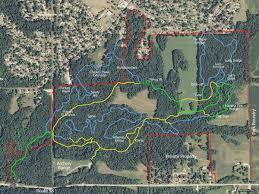Bloomington Illinois Map by Dirksen Park Peoria Area Mountain Bike Association