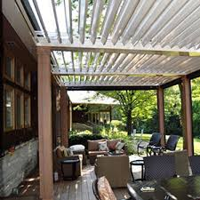 Automatic Patio Cover Deck And Patio Covers Buresh Home Solutions