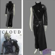 Cloud Strife Halloween Costume Final Fantasy Vii Cloud Strife Men U0027s Cosplay Costume Halloween