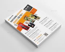 flyer design multi purpose flyer design by arts graphicriver