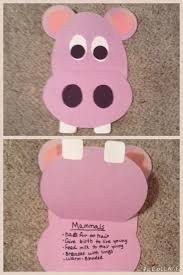 hippo cut and paste free printable hippo party ideas pinterest